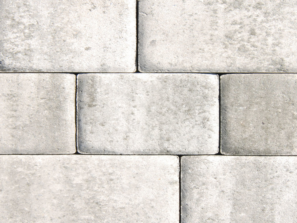 white lowcountry pavers