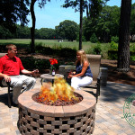 do it yourself firepit hilton head island