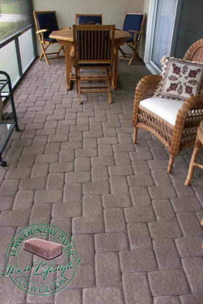 thin pavers - lowcountry paver