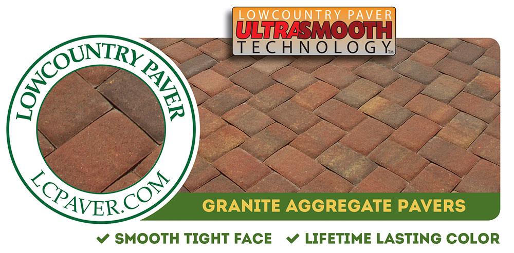 lifetime granite pavers