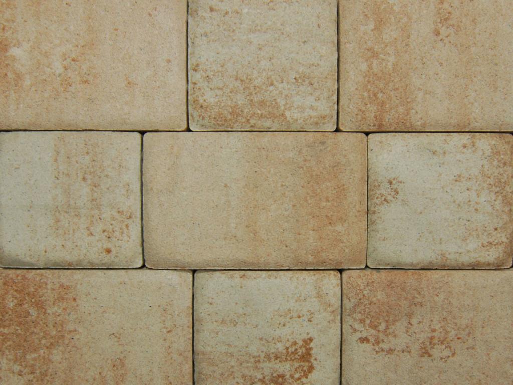 white orange pavers south carolina, north carolina and florida