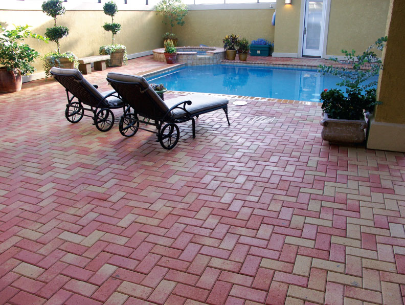 plantation paver home installation