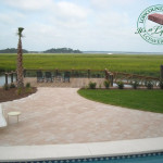 bluffton pool pavers