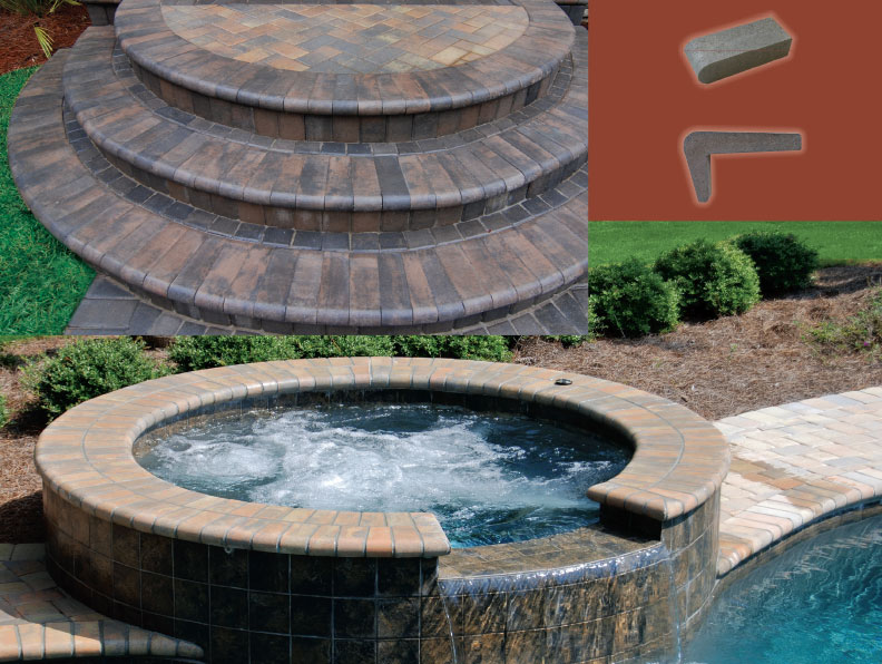 pool coping bullnose pavers southeast