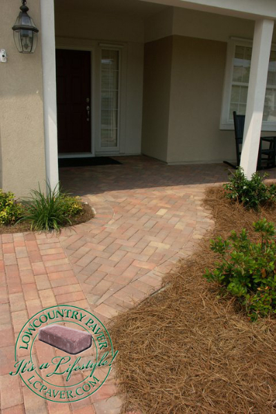 Thin Pavers Lowcountry Paver